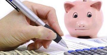 Банковские и финансовые услуги. Микрозайм