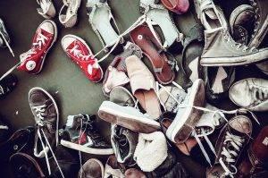 Если есть гарантия на обувь то ее можно вернуть